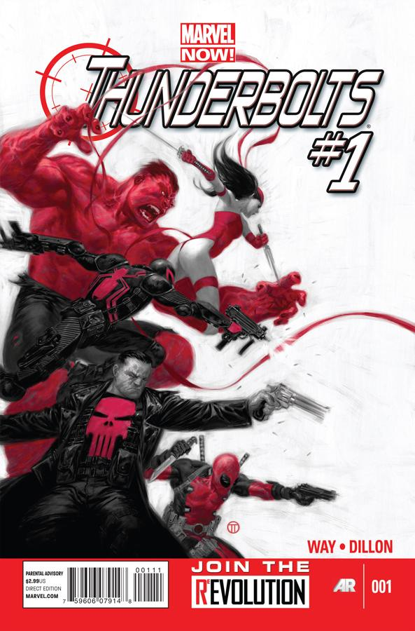 Marvel reboot? and new Thunderbolts series is released!
