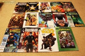 Comics from FCBD