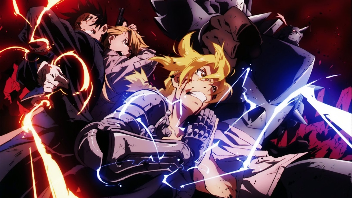 Fullmetal Alchemist Brotherhood Series Review