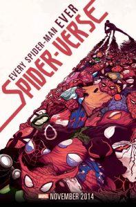 Spider-Verse Promo Cover