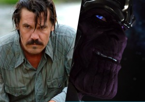 Josh Brolin Will Play Thanos in GOTG