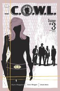 C.O.W.L. #3 Cover