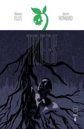 Trees #6 Cover Art