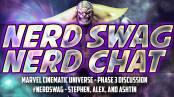 Marvel Cinematic Universe Phase 3 Nerd Chat Thanos