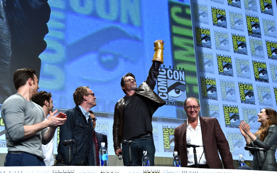 "Marvel's Hall H Panel For ""Avengers: Age Of Ultron"""