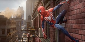 spiderman ps4 game